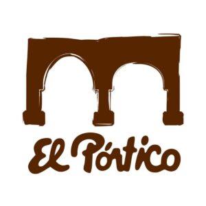 el portico logo