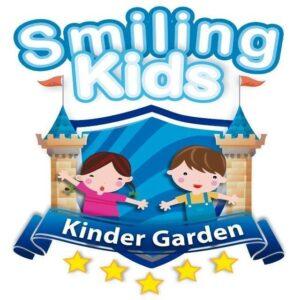 jardin smiling kids logo